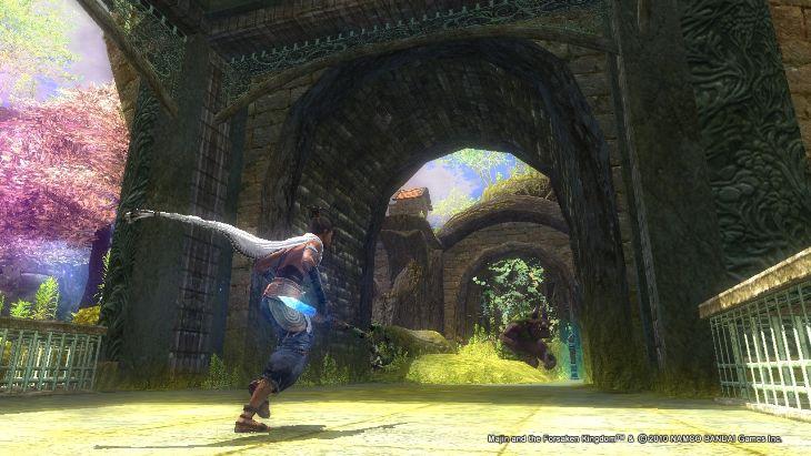 Majin and the Forsaken Kingdom - Immagini