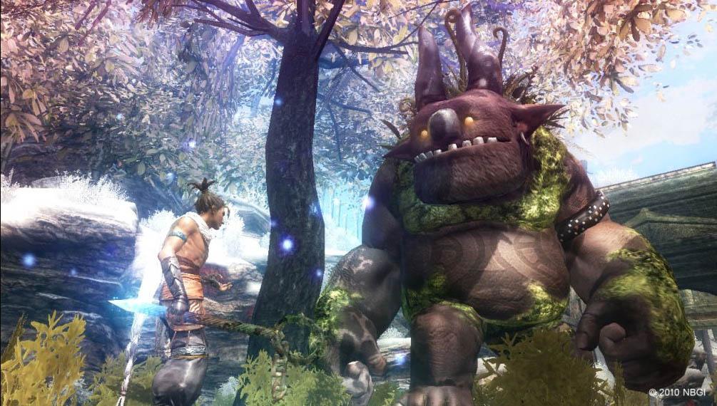 Majin and the Forsaken Kingdom - Screenshots