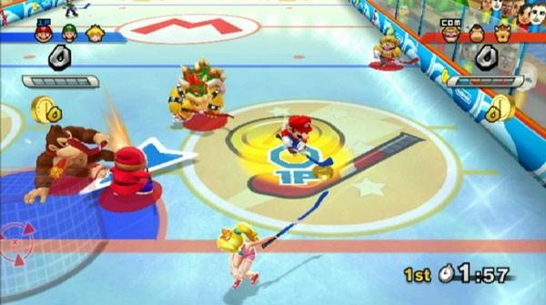 Mario Sports Mix - Altre immagini
