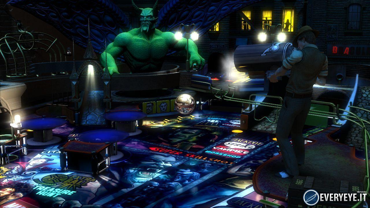 Marvel pinball - galleria dei flipper #1