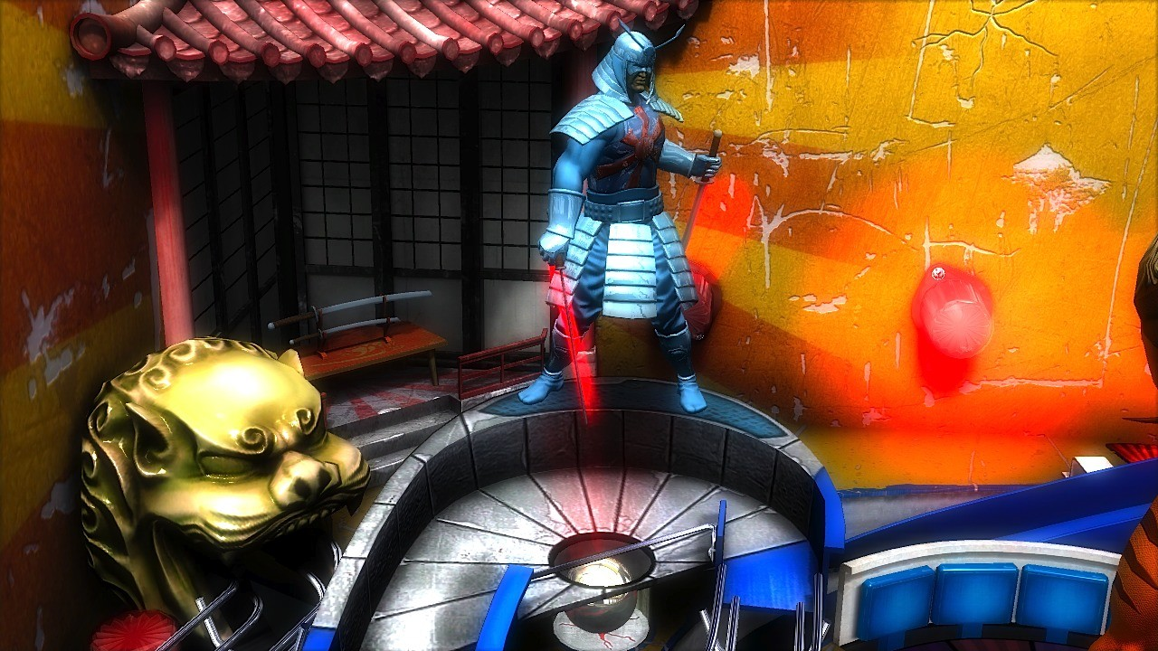 Marvel Pinball - screenshots