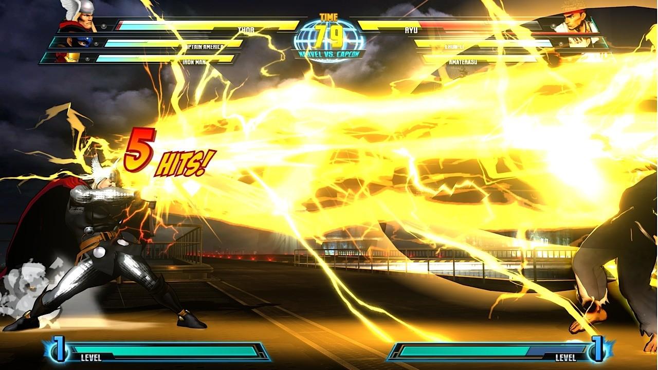 Marvel vs. Capcom 3 - Altre immagini