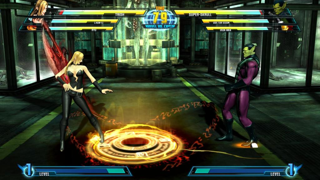 Marvel vs. Capcom 3 - Ancora immagini