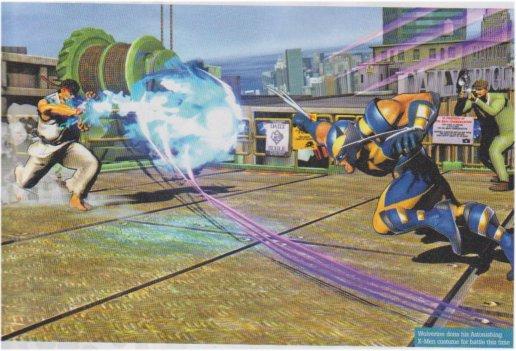 Marvel vs. Capcom 3 - I personaggi del gioco
