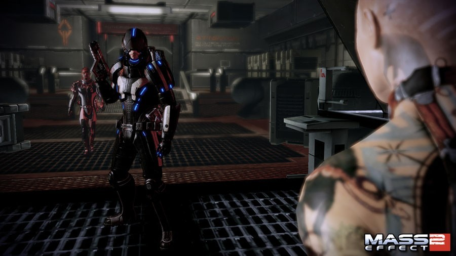 Mass Effect 2 - Aegis Pack DLC