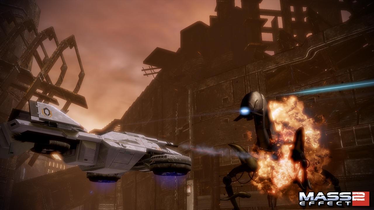 Mass Effect 2 - Altre immagini