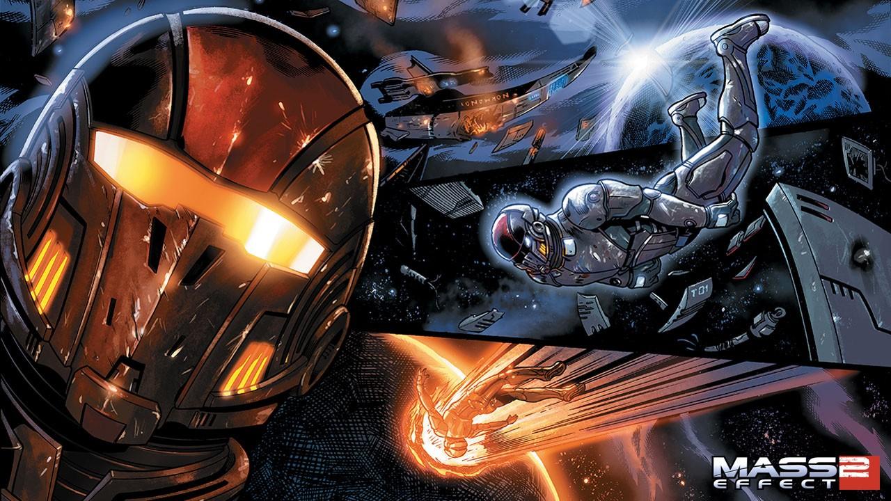 Mass Effect 2 - Digital comincs