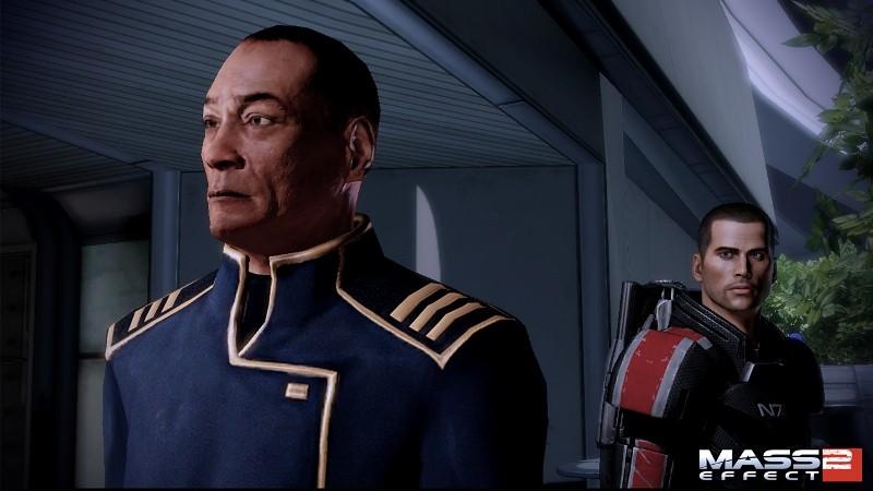 Mass Effect 2 - Galleria di lancio