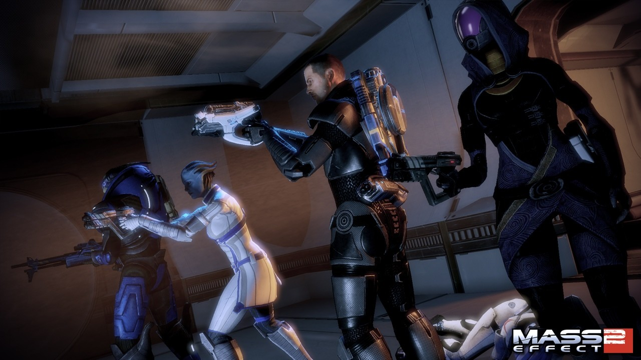 Mass Effect 2 - Lair of the Shadow Broker DLC