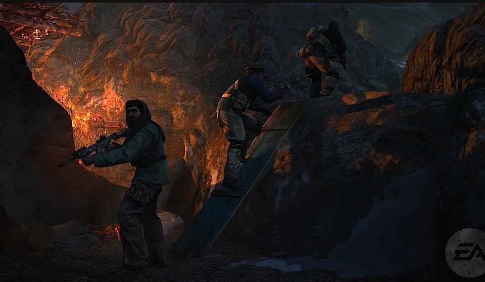 Medal of Honor - Avvolto nel buio