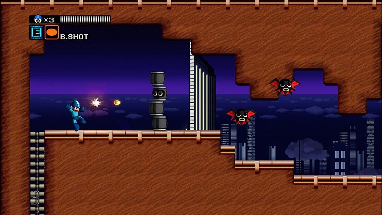Mega Man Universe - In game