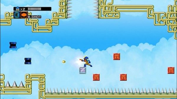 Mega Man Universe - Screenshots dal gameplay