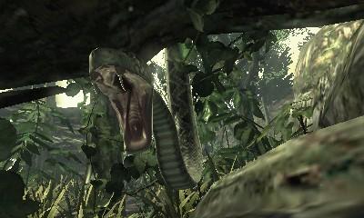 Metal Gear Solid 3D: Snake Eater - Screenshots
