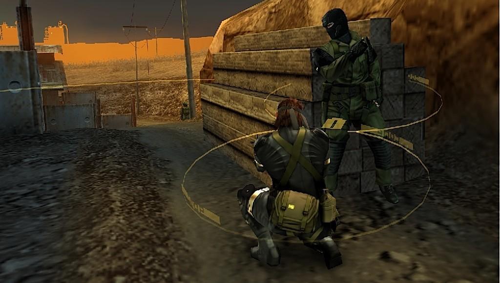Metal Gear Solid: Peace Walker - Boot Camp