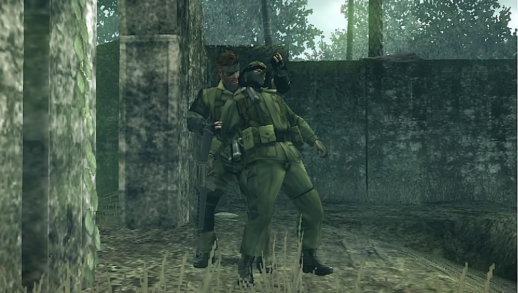 Metal Gear Solid: Peace Walker - Nella giungla