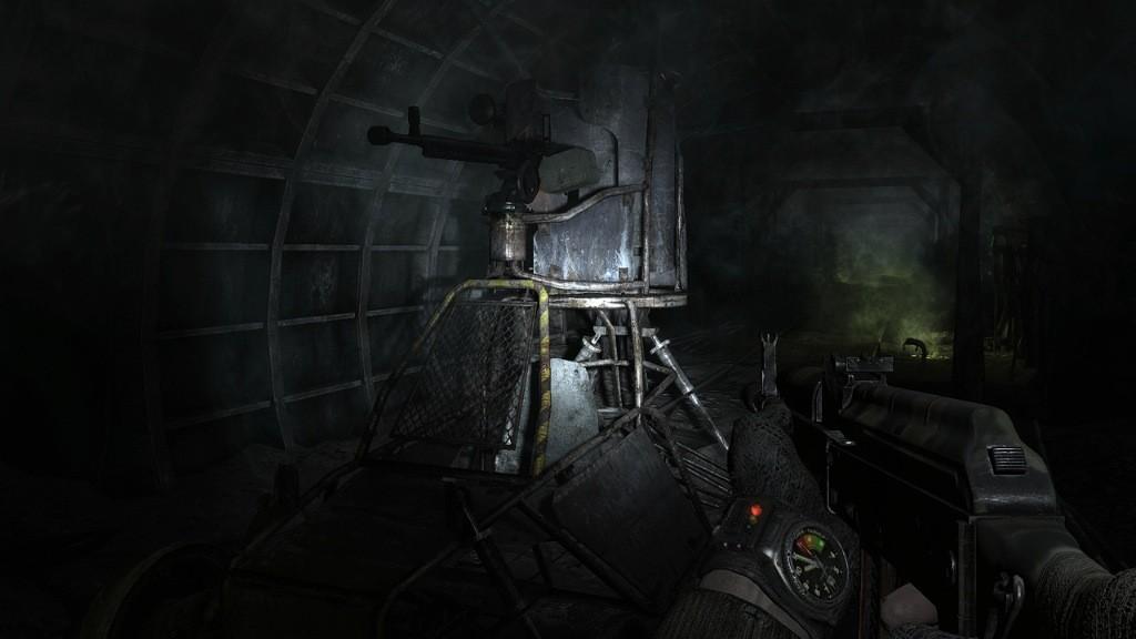Metro 2033 - Nel tunnel
