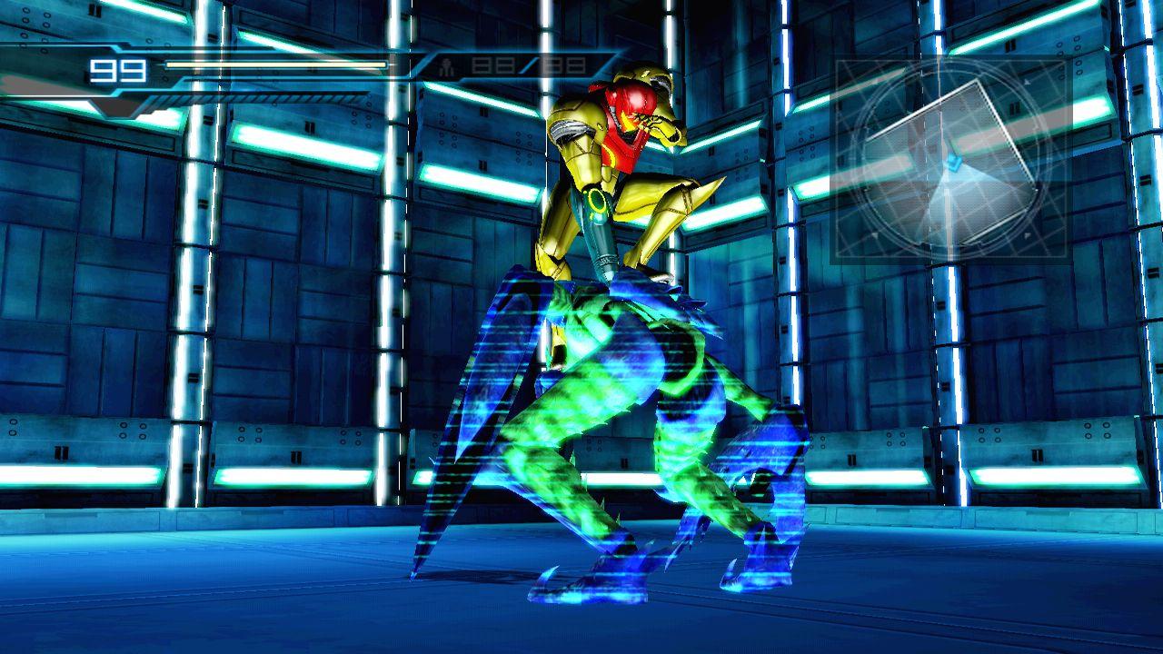Metroid: Other M - Screenshots