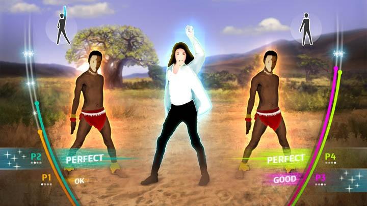 Michael Jackson: The Game - Screenshots