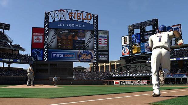 MLB 10: The Show - Il match è iniziato