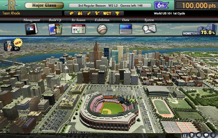 MLB Manager Online - Prime immagini