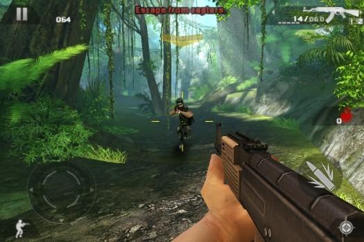 Modern Combat 2: Black Pegasus - Screenshots