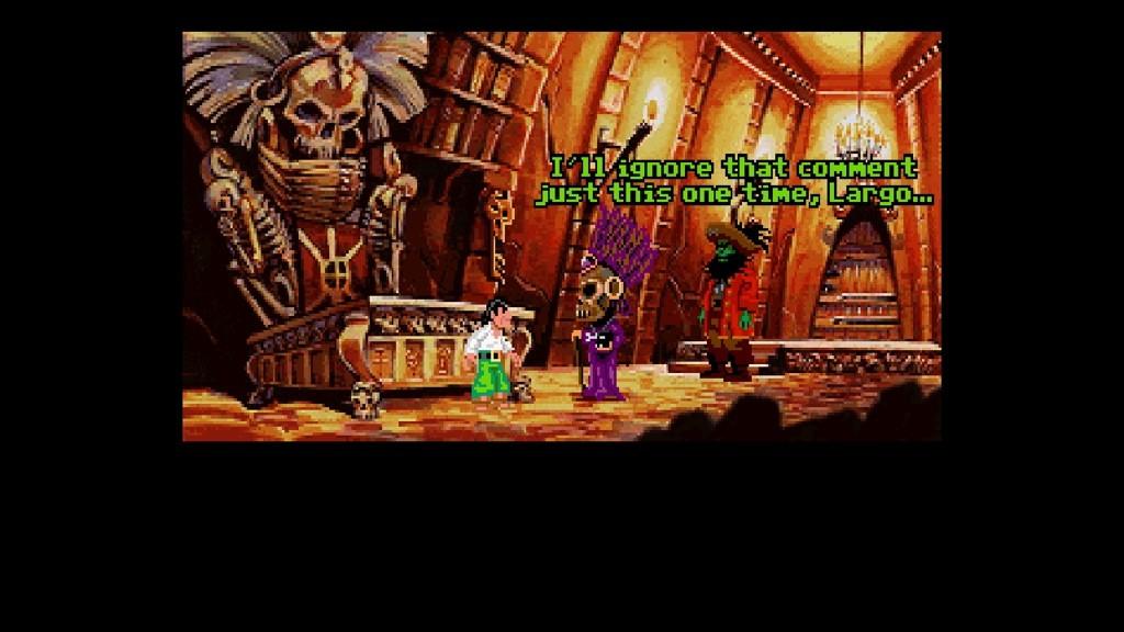 Monkey Island 2: Special Edition - I rischi del mestiere