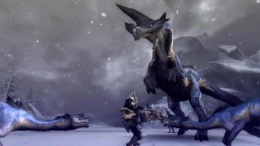 Monster Hunter 3 - Mostri giganti