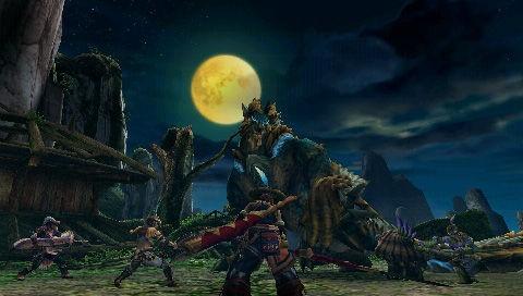 Monster Hunter 3 Portable - Screenshots