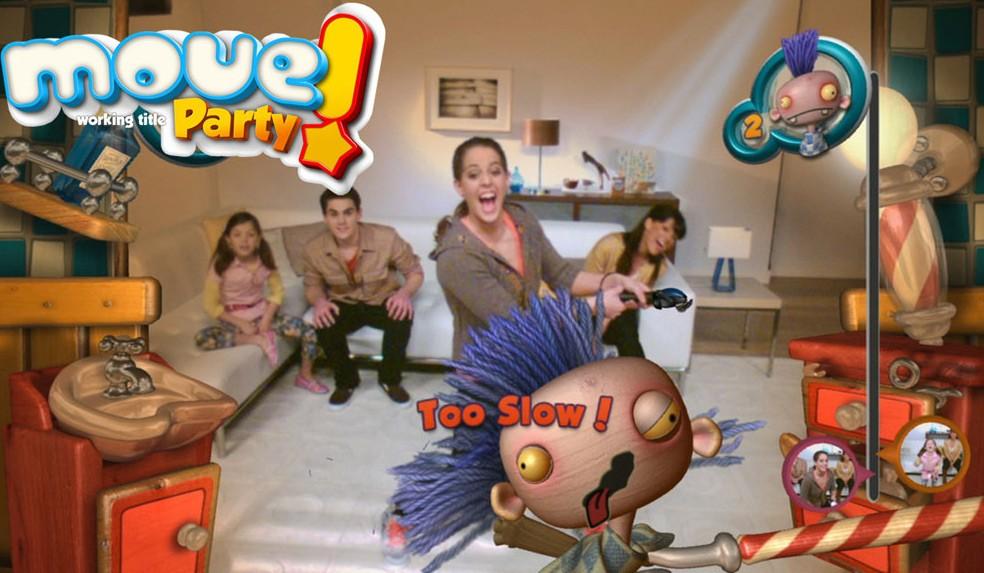 Move Party - Gioca senza stare fermo