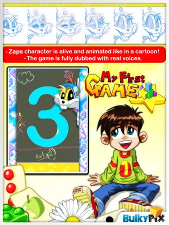 My First Game - Screenshots