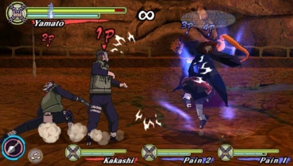 Naruto Shippuden: Ultimate Ninja Heroes 3 - Screens