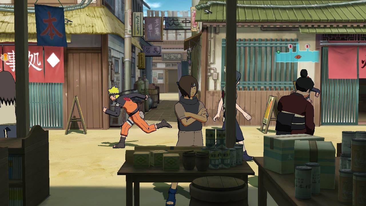 Naruto Shippuden: Ultimate Ninja Storm 2 - Lotta continua
