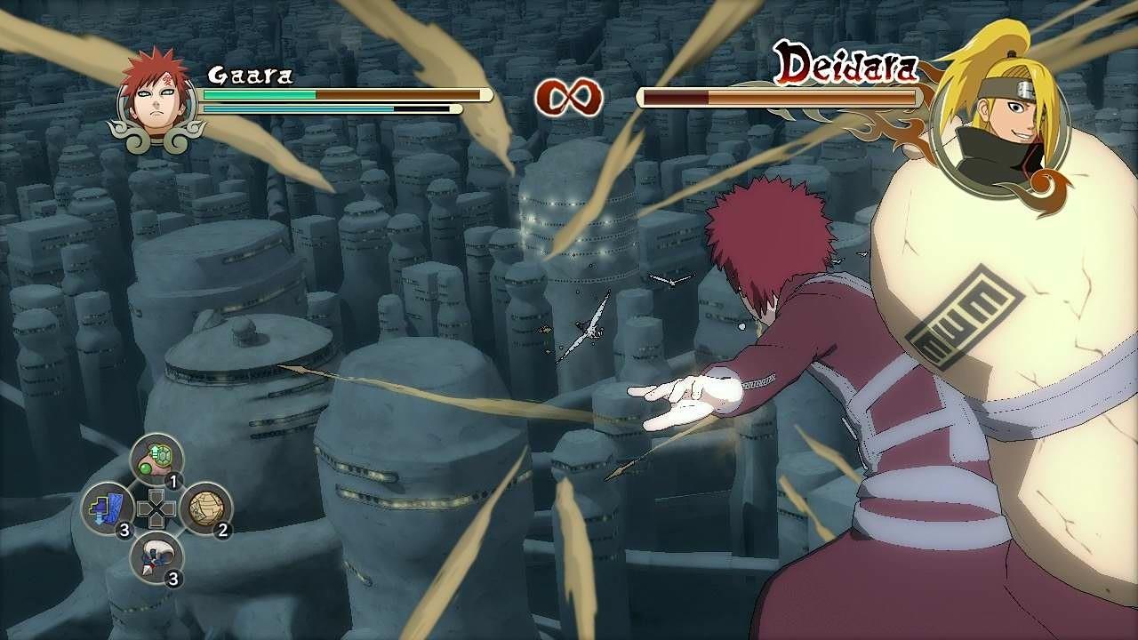 Naruto Shippuden: Ultimate Ninja Storm 2 - PS3 Screenshots