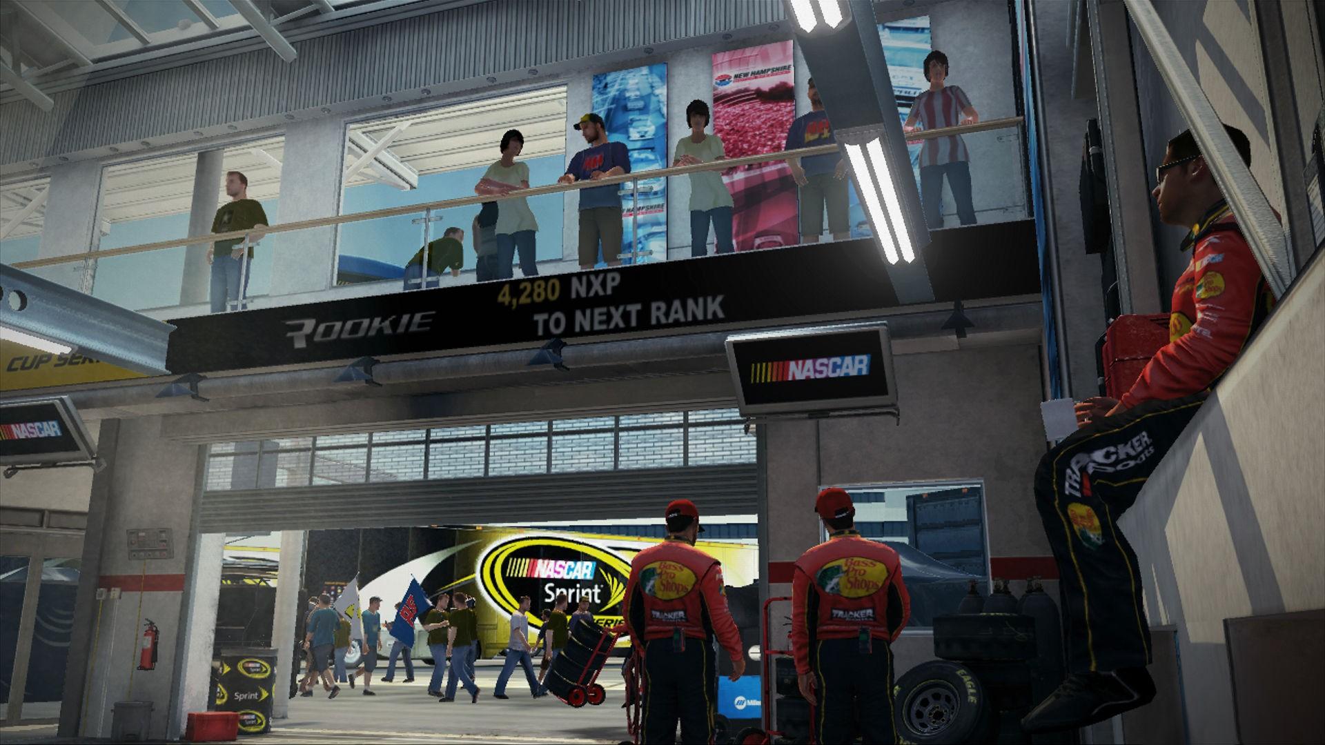 NASCAR The Game 2011 - Screenshots di gara