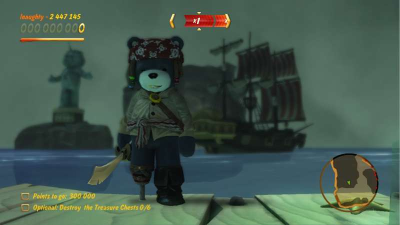 Naughty Bear - Screenshots dal DLC