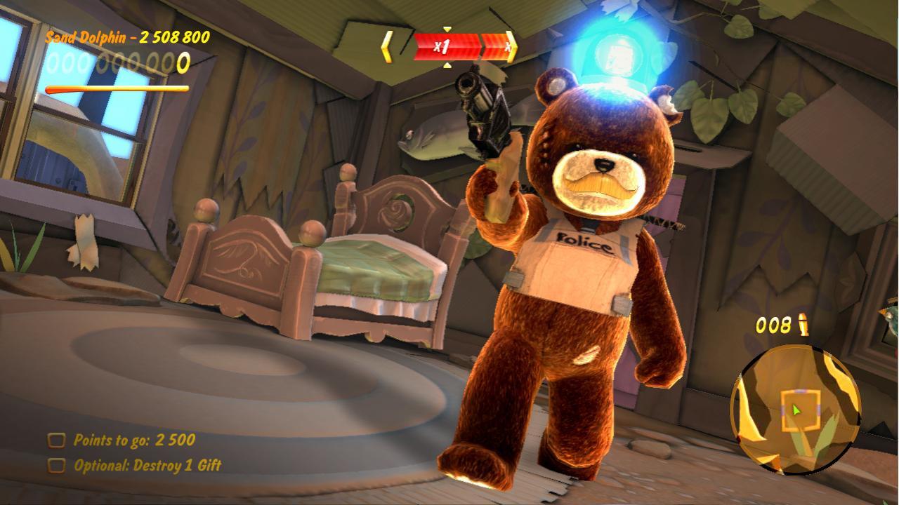Naughty Bear - Un orso cattivo
