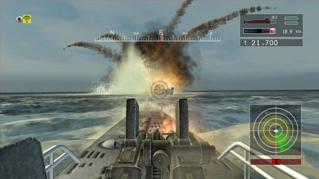 Naval Assault: La Marea Assassina - Screens