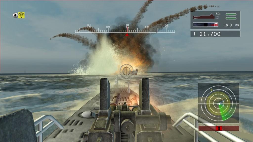 Naval Assault: La Marea Assassina - Screens