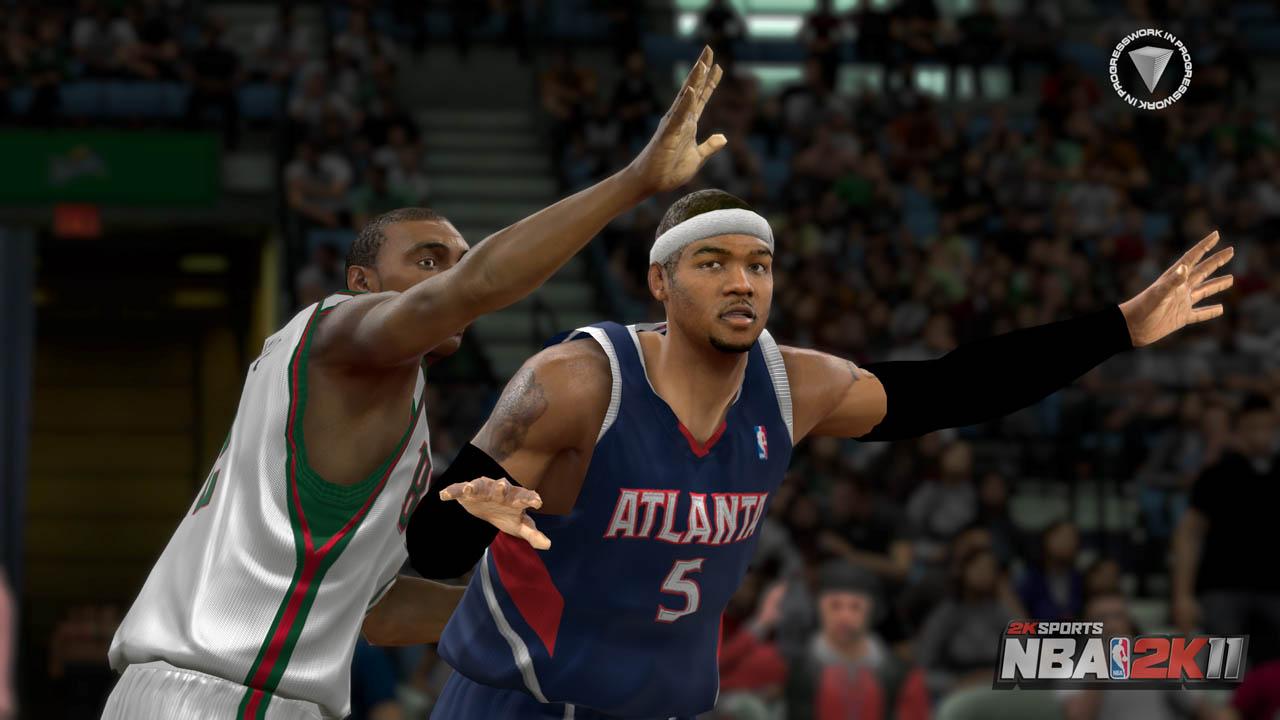 NBA 2K11 - Campioni del Parquet