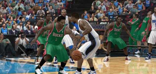 NBA Elite 11 - Dal Parquet