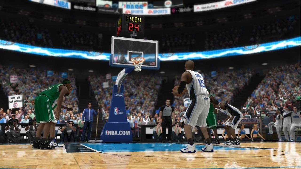NBA Elite 11 - Momenti di gioco