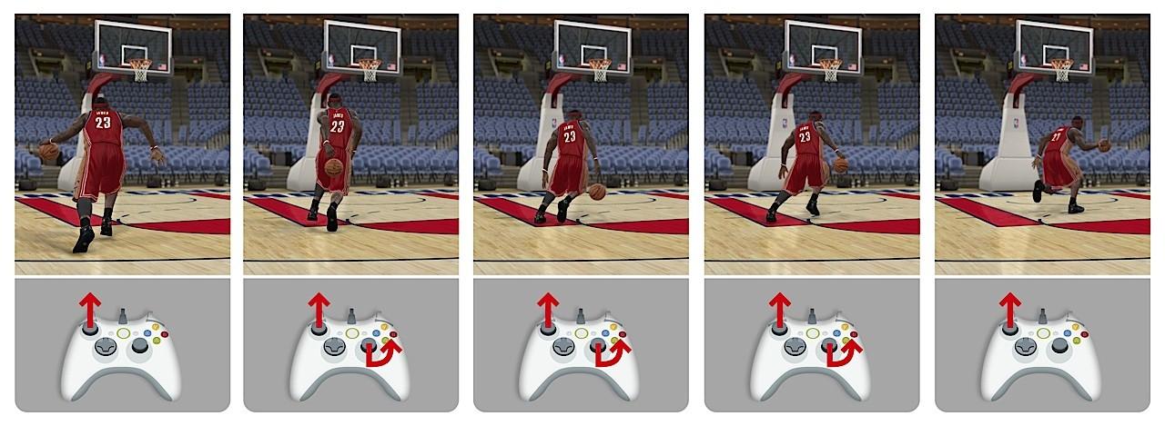 NBA Elite 11 - Tutorial per immagini
