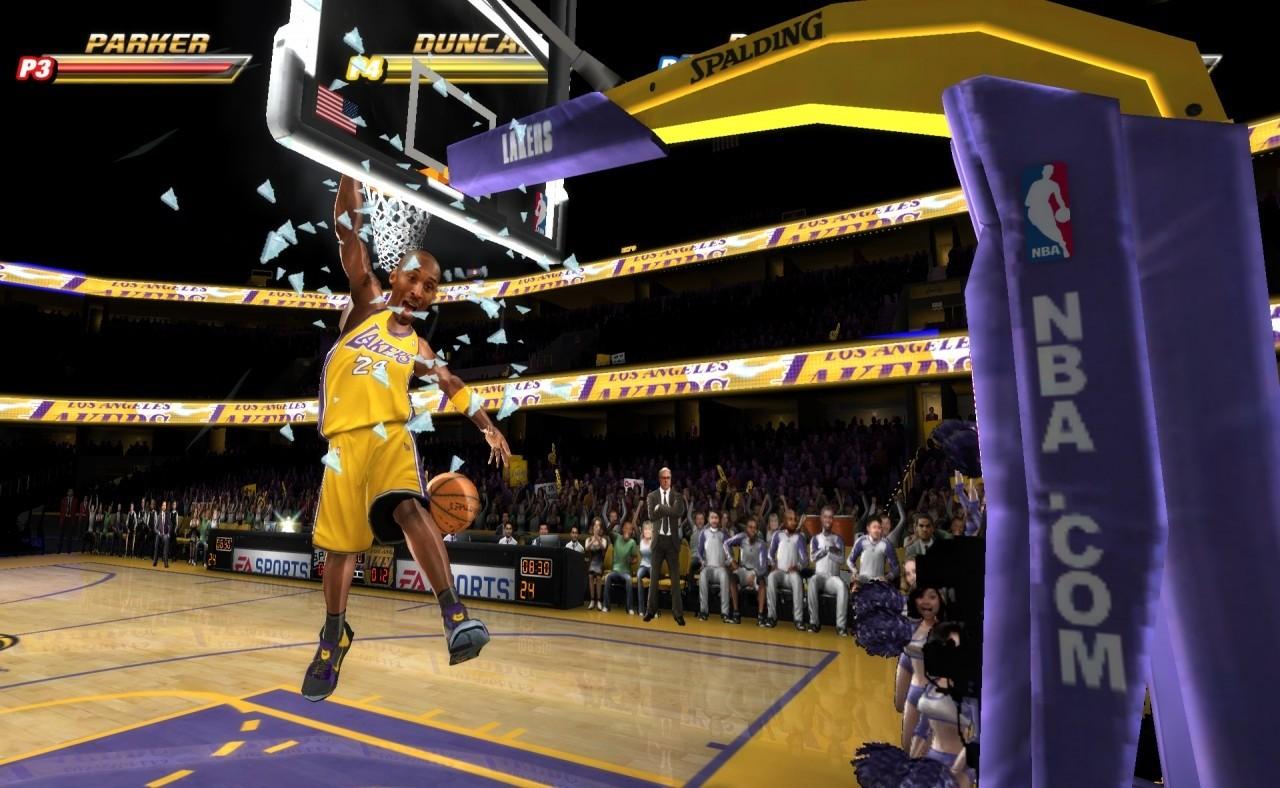NBA Jam - Screenshots