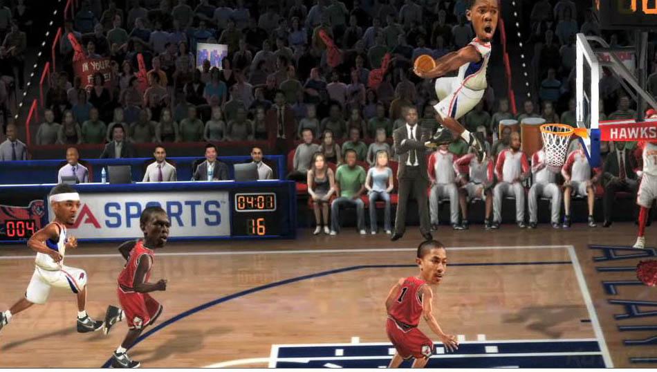 NBA Jam - Si vola!