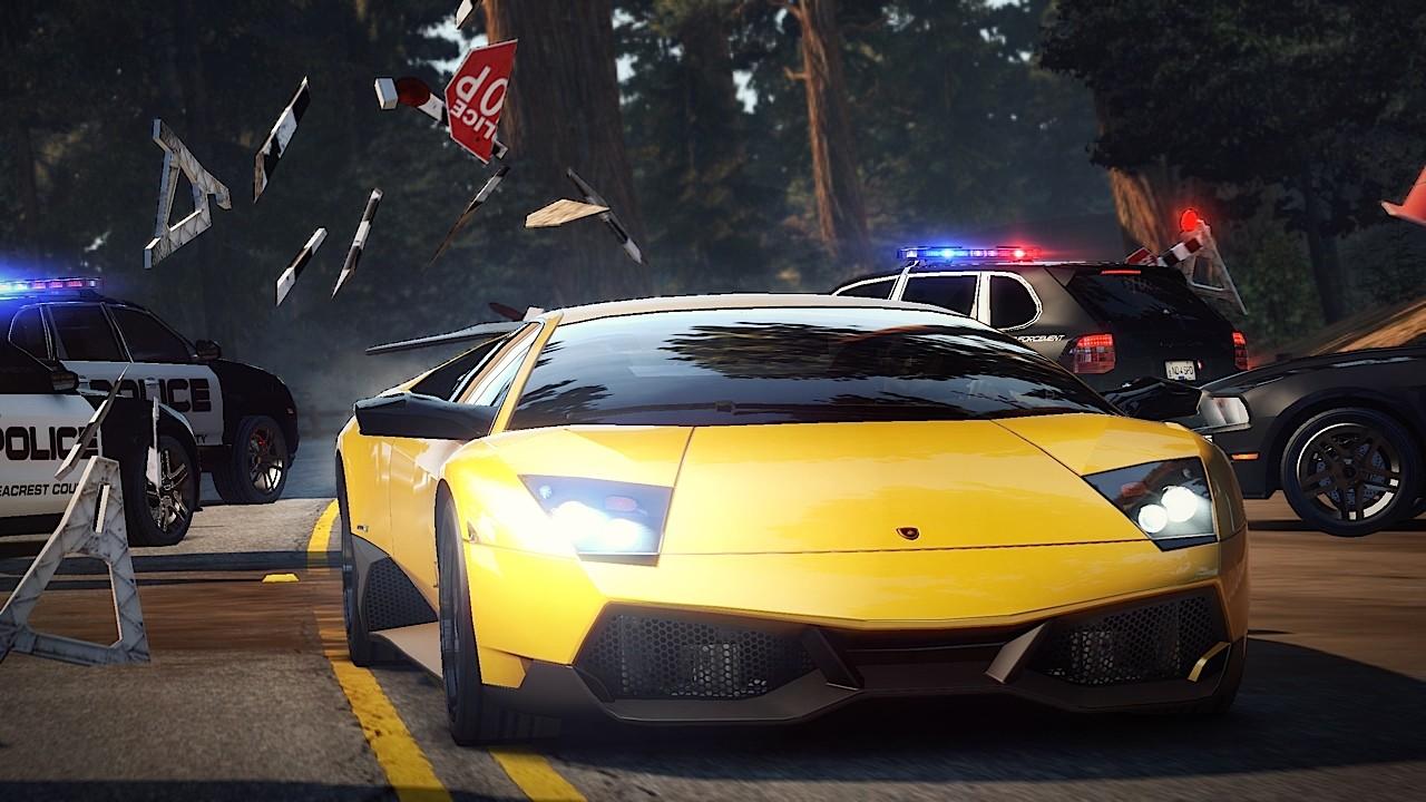 Need for Speed: Hot Pursuit - Fermi, Polizia!
