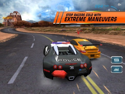 Need for Speed: Hot Pursuit - iPad Screenshots
