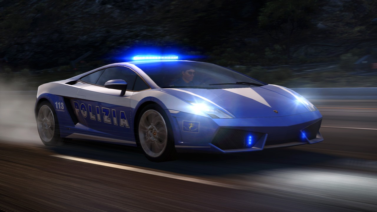 Need for Speed: Hot Pursuit - La Gallardo