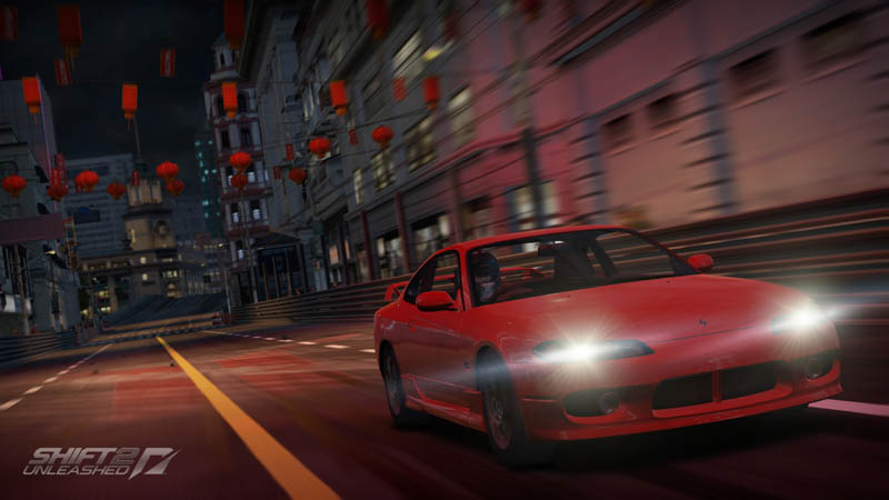 Need for Speed Shift 2: Unleashed - bonus cars
