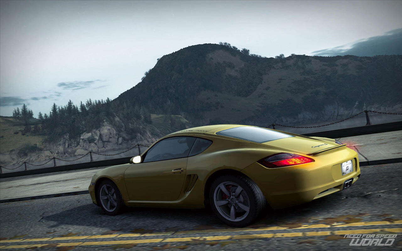 Need for Speed: World Online - Le automobili
