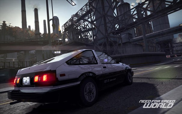 Need for Speed: World Online - Screenshots